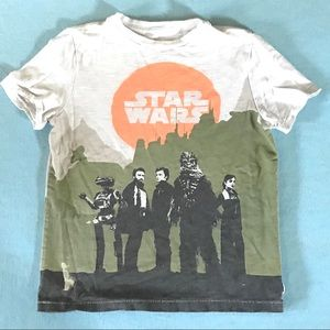 Gap Star Wars Boy's cotton graphic tee M t-shirt